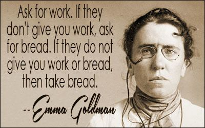 Emma Goldman Emma Goldman Quotes