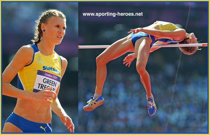 Emma Green green Emma 2012 Olympic finalist Sweden