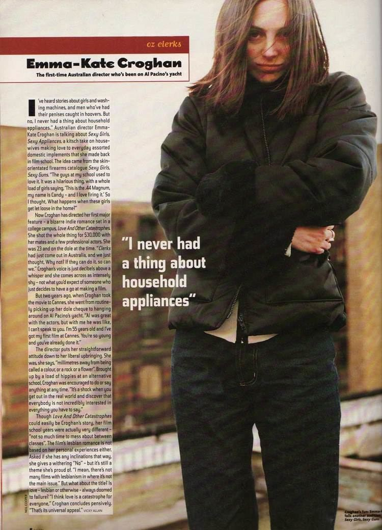 Emma-Kate Croghan EmmaKate Croghan interview Neon Magazine Scans 9799 The Website