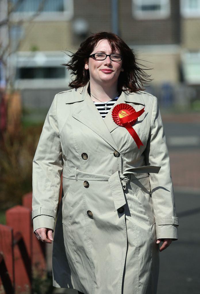 Emma Lewell-Buck Emma LewellBuck Photos Canvassing With the Labour