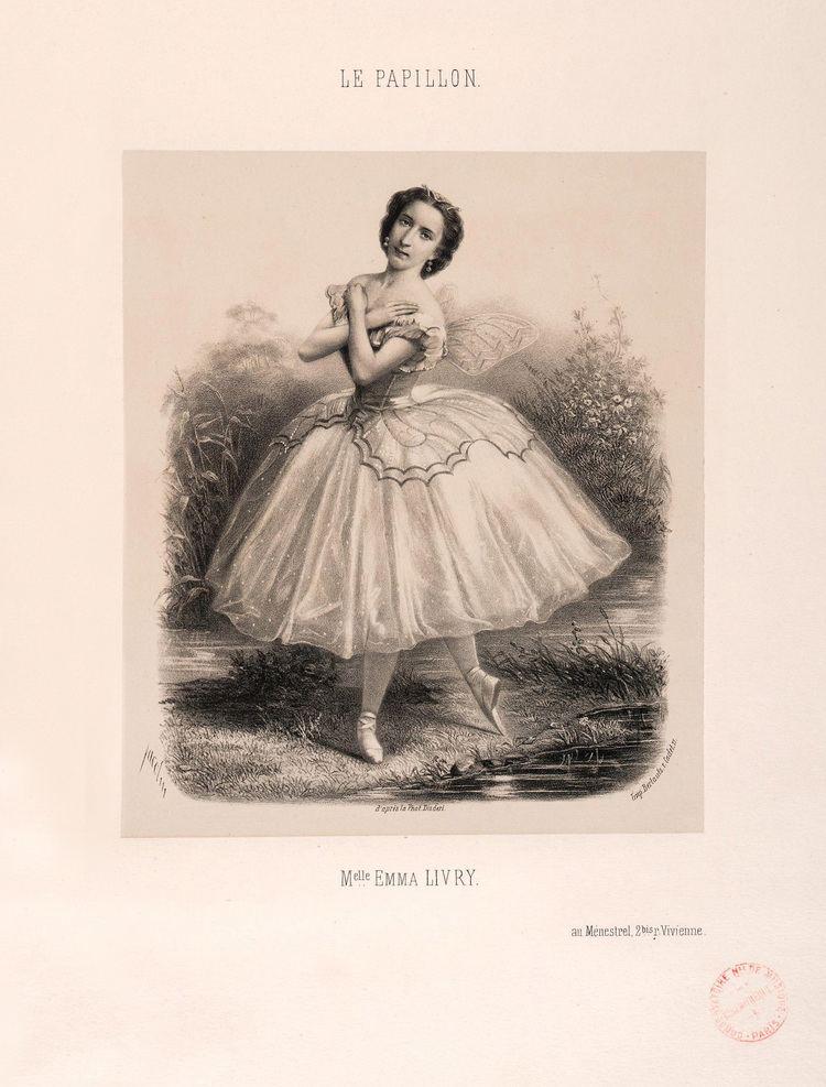 Emma Livry FileEmma Livryjpg Wikimedia Commons