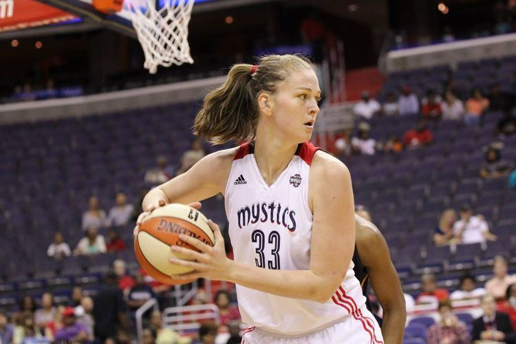 Emma Meesseman Emma Meesseman and Stefanie Dolson named 2015 WNBA AllStars