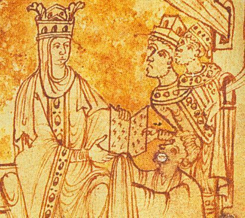 Emma of Normandy MacFarlane Clan amp Families Genealogy Emma of Normandy