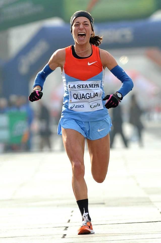 Emma Quaglia Genova di corsa Emma Quaglia V nella mezza maratona Great Run di