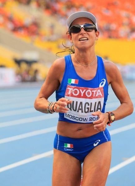 Emma Quaglia FIDAL Federazione Italiana Di Atletica Leggera