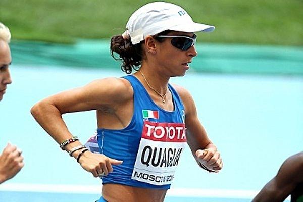 Emma Quaglia Atletica Emma Quaglia sesta alla maratona di Valencia