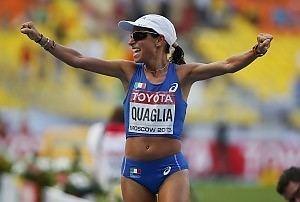 Emma Quaglia Emma Quaglia corsa di rivincita Sesta alla maratona ma contro la