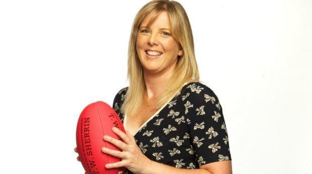 Emma Quayle The Age journalist Emma Quayle breaks AFL barrier in recruiting role