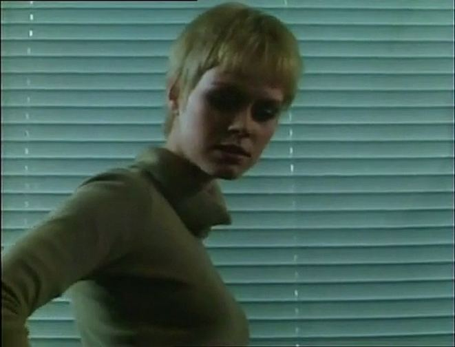 Emma Relph Zebradelic Emma Relph in Heaven 17s Penthouse and Pavement music video