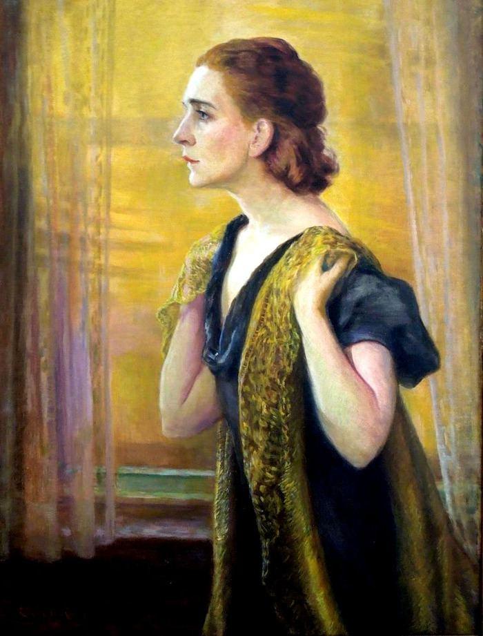 Emma Richardson Cherry Emma Richardson Cherry Paintings Vintage Texas Paintings