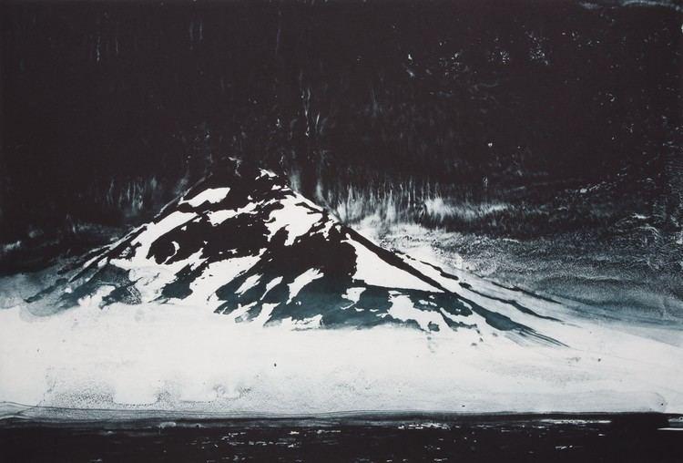 Emma Stibbon Sea Mist Svalbard by Emma Stibbon RA Royal Academy of Arts Art
