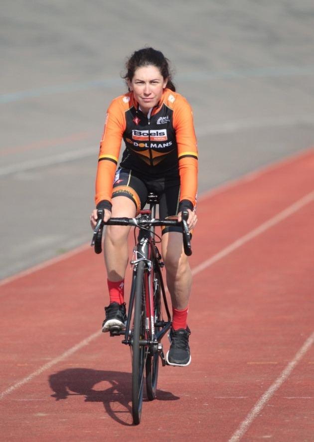 Emma Trott The Women39s Tour 2014 Emma Trott looks forward to 39coming