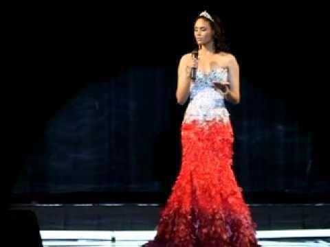 Emma Wareus Emma Wareus giving a speech at Miss Botswana 2011mp4 YouTube