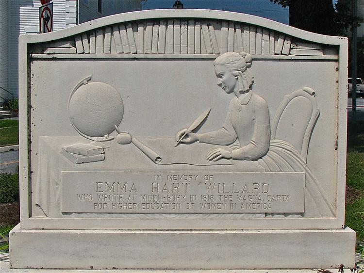 Emma Willard Memorial httpsc1staticflickrcom54116486111088564fb