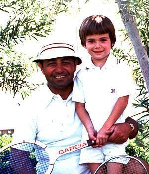 Emmanuel Agassi My violent father and why I hated tennis Agassi opens up in new