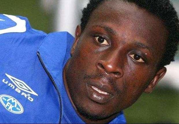 Emmanuel Banahene Former Berekum Chelsea39s Emmanuel Banahene hits double for