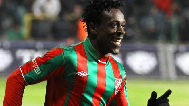 Emmanuel Banahene Ismaily sign African trio Banahene Anobaah and Ngwoke