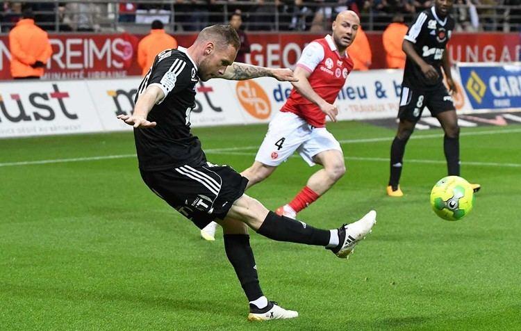Emmanuel Bourgaud LAngevin Emmanuel Bourgaud envoie Amiens SC en Ligue 1 Foot Amateur