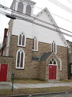 Emmanuel Church of the Evangelical Association of Binghamton httpsuploadwikimediaorgwikipediacommonsthu