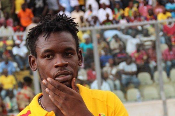 Emmanuel Clottey Berekum Chelsea refuse to sell striker Clottey