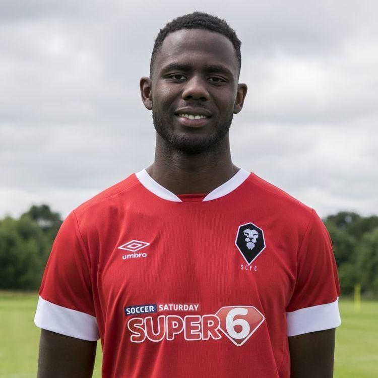 Emmanuel Dieseruvwe Emmanuel Dieseruvwe 1st Team Salford City Football Club