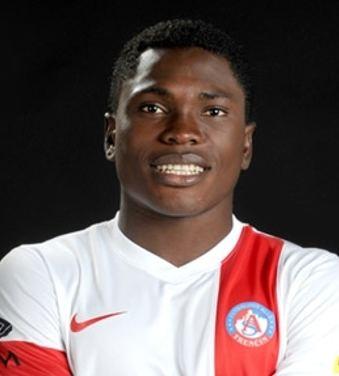 Emmanuel Edmond Emmanuel Edmond Nigeria footballer African Millionaires and