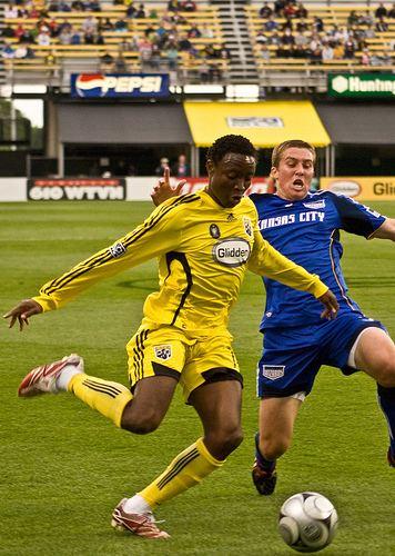 Emmanuel Ekpo EMMANUEL EKPOTop Nigerian Earner in MLS All Nigeria