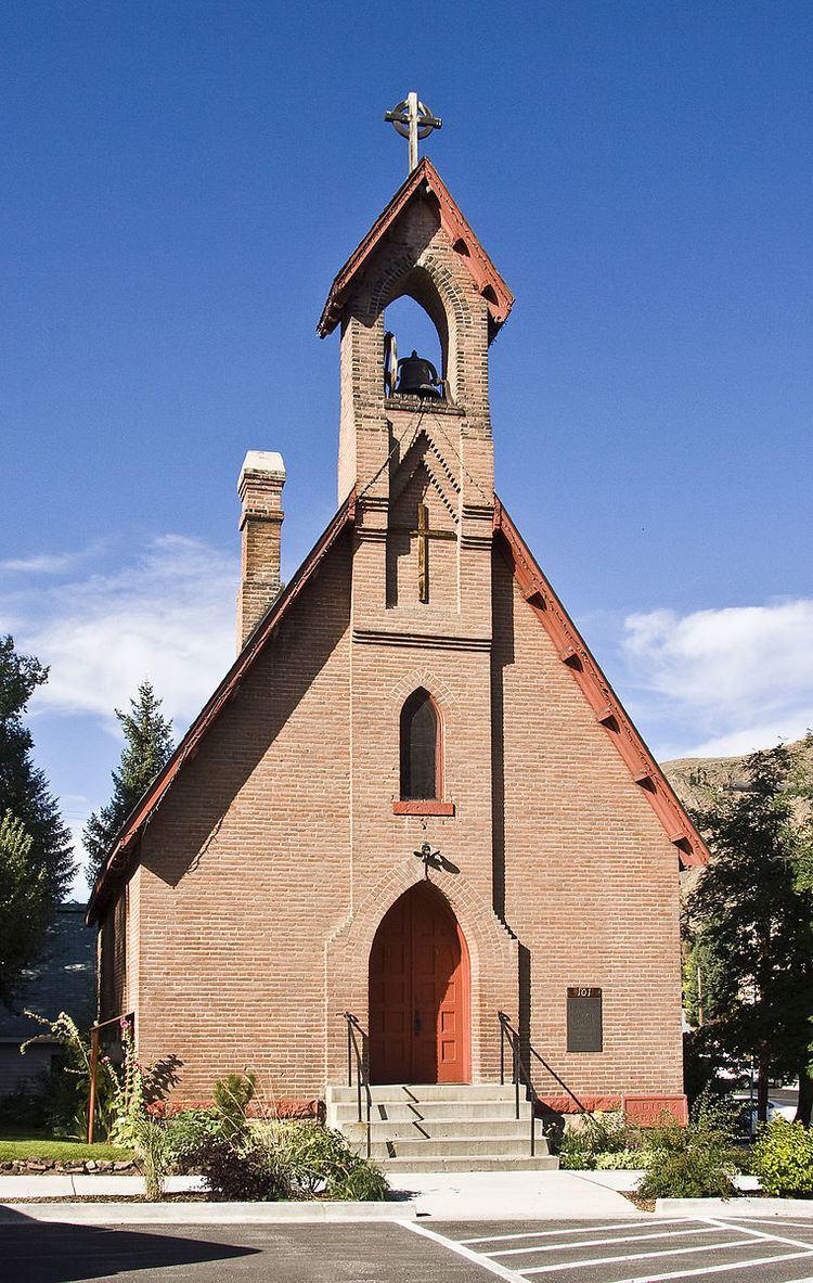 Emmanuel Episcopal Church (Hailey, Idaho)
