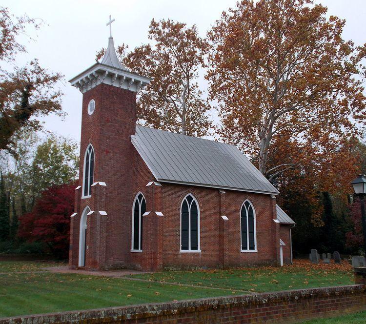 Emmanuel Episcopal Church (Port Conway, Virginia)