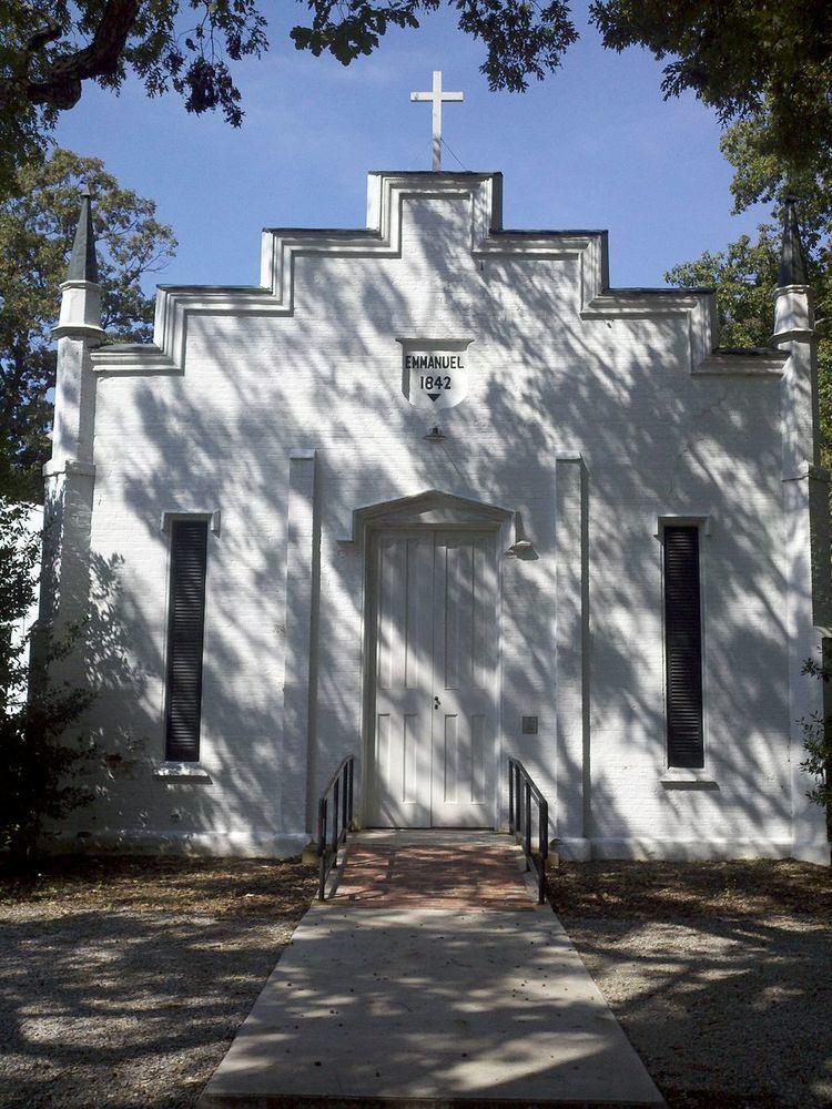 Emmanuel Episcopal Church (Powhatan, Virginia)