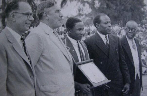Emmanuel Ifeajuna Emmanuel Ifeajuna From Gold Medal To Firing Squad
