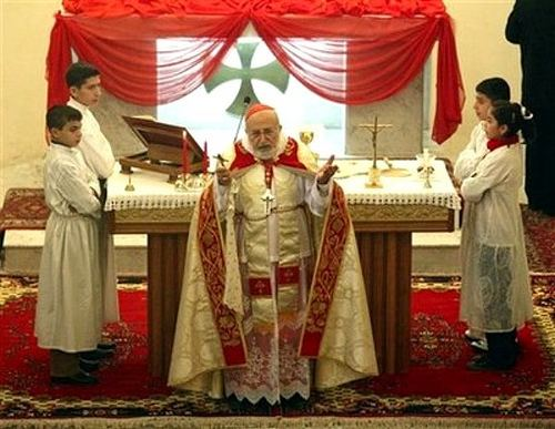 Emmanuel III Delly Iraqi Cardinal Emmanuel III Delly Flickr Photo Sharing