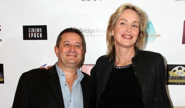 Emmanuel Itier Emmanuel Itier le ralisateur protg de Sharon Stone
