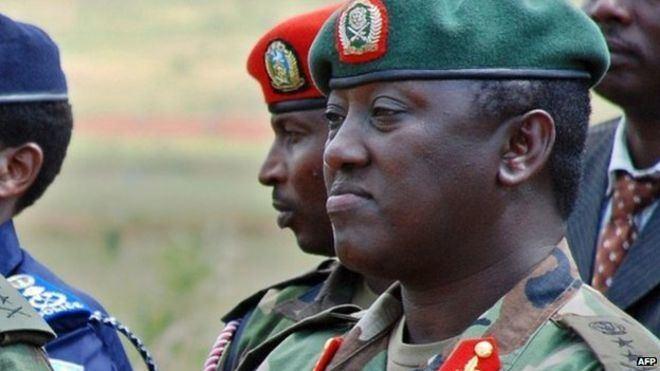 Emmanuel Karenzi Karake Karake arrest strains fragile UKRwanda relations BBC News