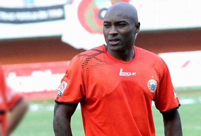 Emmanuel Kenmogne Emmanuel Kenmogne Persebaya