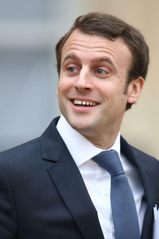 Emmanuel Macron Emmanuel Macron n39a pas de quotpudeur de jeune fille