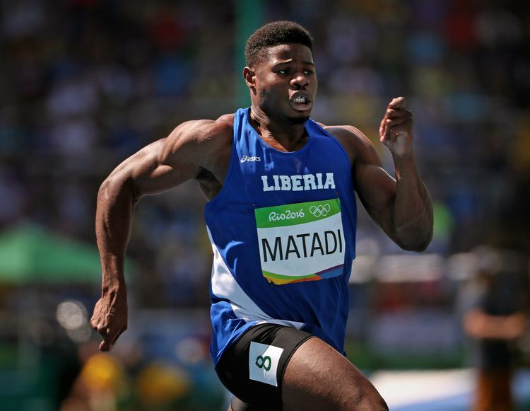 Emmanuel Matadi Emmanuel Matadi39s journey continues in Rio StarTribunecom