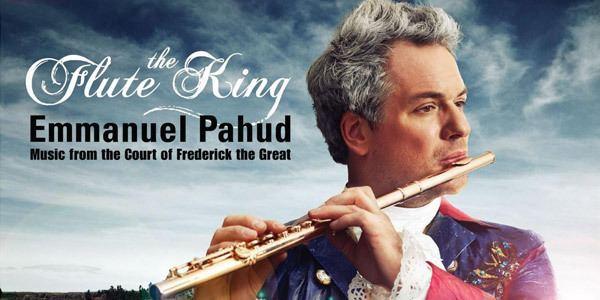 Emmanuel Pahud Emmanuel Pahud flute player
