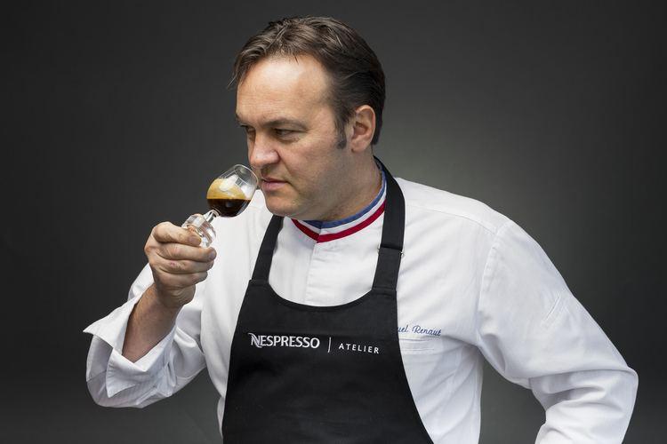 Emmanuel Renaut Chefs Nespresso Atelier