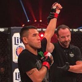 Emmanuel Sanchez Emmanuel Sanchez vs Marcos Galvo Bellator 175 MMA Bout Page