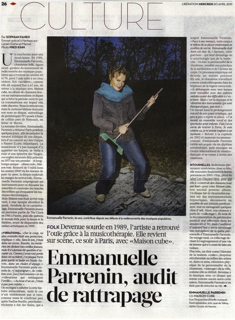Emmanuelle Parrenin Julie Tippex EMMANUELLE PARRENIN