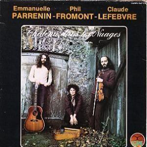 Emmanuelle Parrenin EMMANUELLE PARRENIN discography and reviews