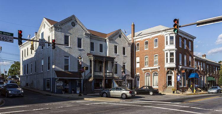 Emmitsburg Historic District