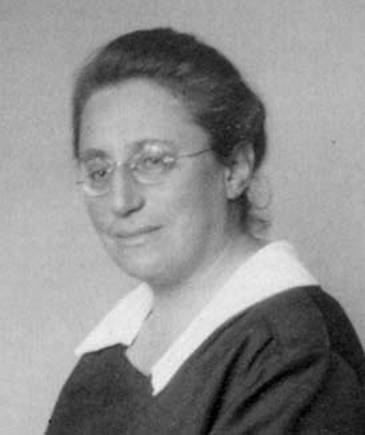 Emmy Noether Emmy Noether Biography Life of German Mathematician