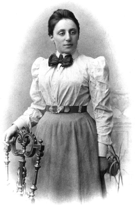 Emmy Noether Emmy Noether Wikipedia the free encyclopedia