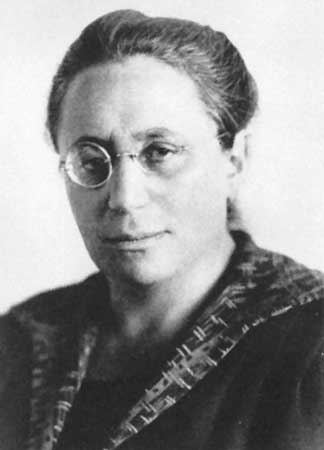 Emmy Noether Emmy Noether German mathematician Britannicacom