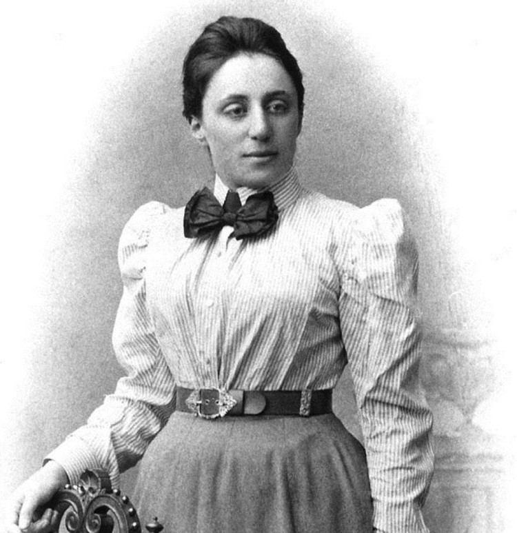 Emmy Noether Emmy Noether International Year of Light Blog