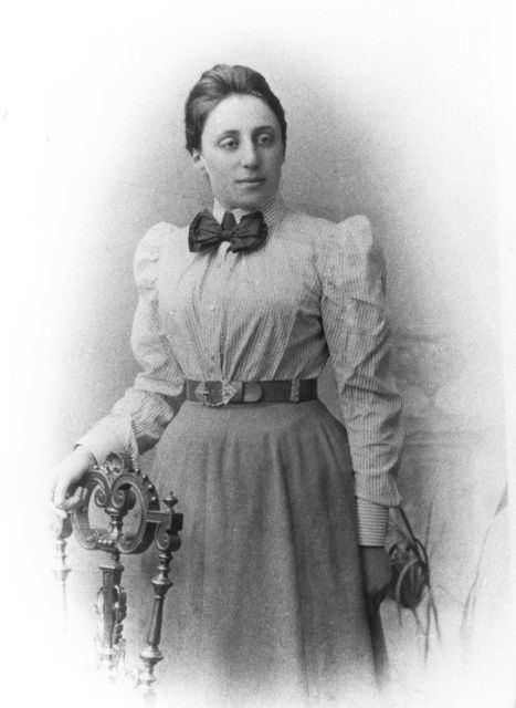Emmy Noether TrackStar