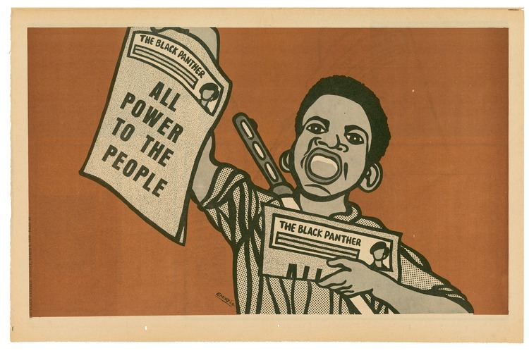 Emory Douglas Watch Emory Douglas and the art of the Black Panther Par