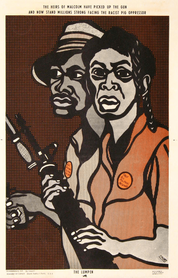 Emory Douglas Emory Douglas and the visual language of the Black Panther